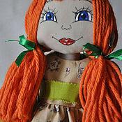 """Куклы и игрушки ручной работы. Ярмарка Мастеров - ручная работа Кукла текстильная  """" Солнышко"""". Handmade."""