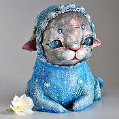 Куклы и игрушки handmade. Livemaster - original item Tughushi. Baby cat race.. Handmade.