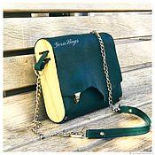 Сумки и аксессуары handmade. Livemaster - original item Creative handbag. Handmade.
