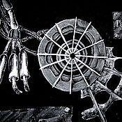 """Футболки ручной работы. Ярмарка Мастеров - ручная работа Футболка """"Биомеханика"""". Handmade."""