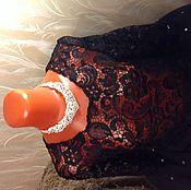 Одежда ручной работы. Ярмарка Мастеров - ручная работа Платье роскошное вечернее.. Handmade.