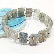 Украшения handmade. Livemaster - original item Bracelet kyanite Silver shining. Handmade.