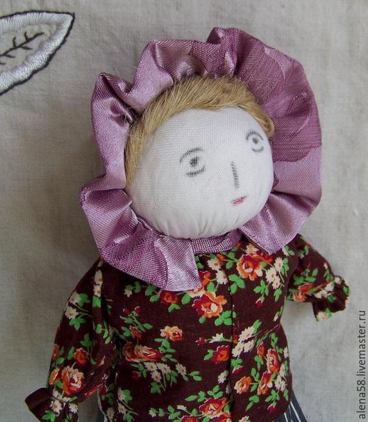 Народные куклы ручной работы. Ярмарка Мастеров - ручная работа. Купить Ярославская кукла. Handmade. Разноцветный, бабушкина кукла