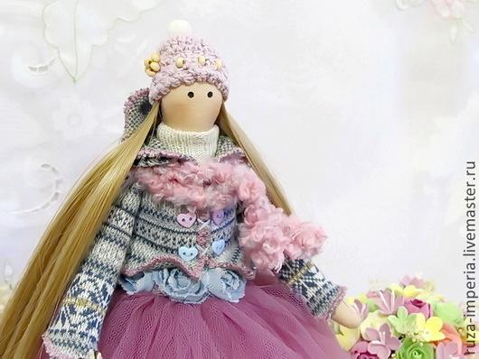 Человечки ручной работы. Ярмарка Мастеров - ручная работа. Купить Кукла Одри. Handmade. Кукла в стиле Тильда, подарок подруге