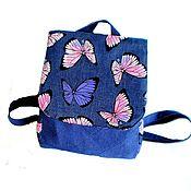 Сумки и аксессуары handmade. Livemaster - original item Urban backpack