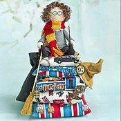 Куклы и игрушки ручной работы. Ярмарка Мастеров - ручная работа Гарри Поттер. Handmade.