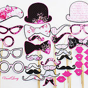 Сувениры и подарки ручной работы. Ярмарка Мастеров - ручная работа Фотобутафория Pink Vintage. Handmade.