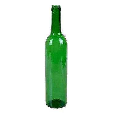 Посуда ручной работы. Ярмарка Мастеров - ручная работа Бутылки: проводок. Handmade.