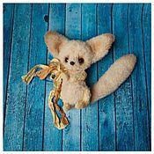 Куклы и игрушки ручной работы. Ярмарка Мастеров - ручная работа Фенек Фенёк. Handmade.
