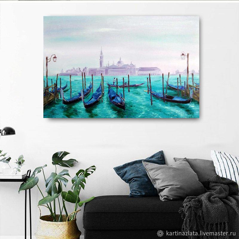 Venice oil Painting, Pictures, Azov,  Фото №1