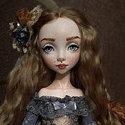 "Dolls handmade. Livemaster - original item Doll ""Lucia"". Handmade."