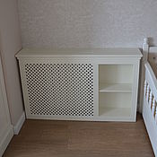 Для дома и интерьера ручной работы. Ярмарка Мастеров - ручная работа Экран для радиатора Анжела. Handmade.