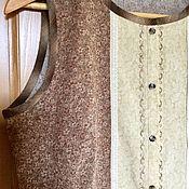 """Одежда ручной работы. Ярмарка Мастеров - ручная работа Платье домашнее  """" Хозяйюшка"""". Handmade."""