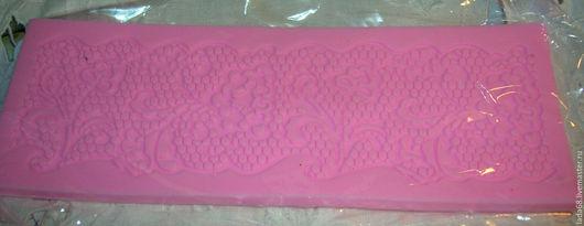 Другие виды рукоделия ручной работы. Ярмарка Мастеров - ручная работа. Купить силиконовые кружева, молд, отпечаток соты. Handmade.