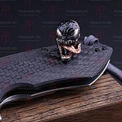 Сумки и аксессуары handmade. Livemaster - original item Bead for lanyard Venom. Handmade.