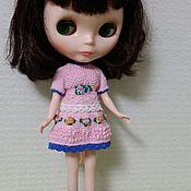 Куклы и игрушки ручной работы. Ярмарка Мастеров - ручная работа PDF описание на Blythe. Handmade.