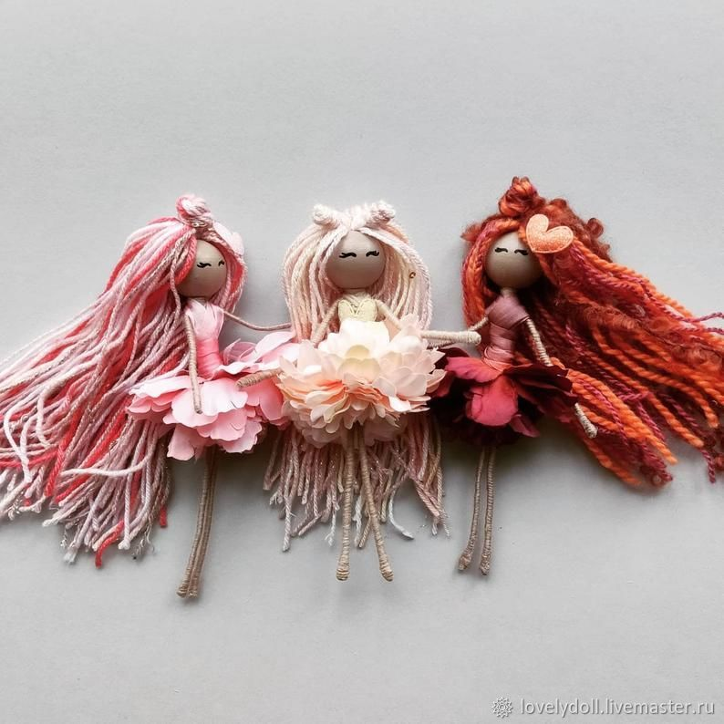 Dolls and dolls: Hawaiian flower handmade Doll Play Interior, Dolls, Kiev,  Фото №1