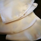 Аксессуары handmade. Livemaster - original item Mask 100% natural silk / 100% cotton reusable. Handmade.