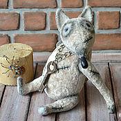Куклы и игрушки ручной работы. Ярмарка Мастеров - ручная работа Собака тедди Спарки. Handmade.