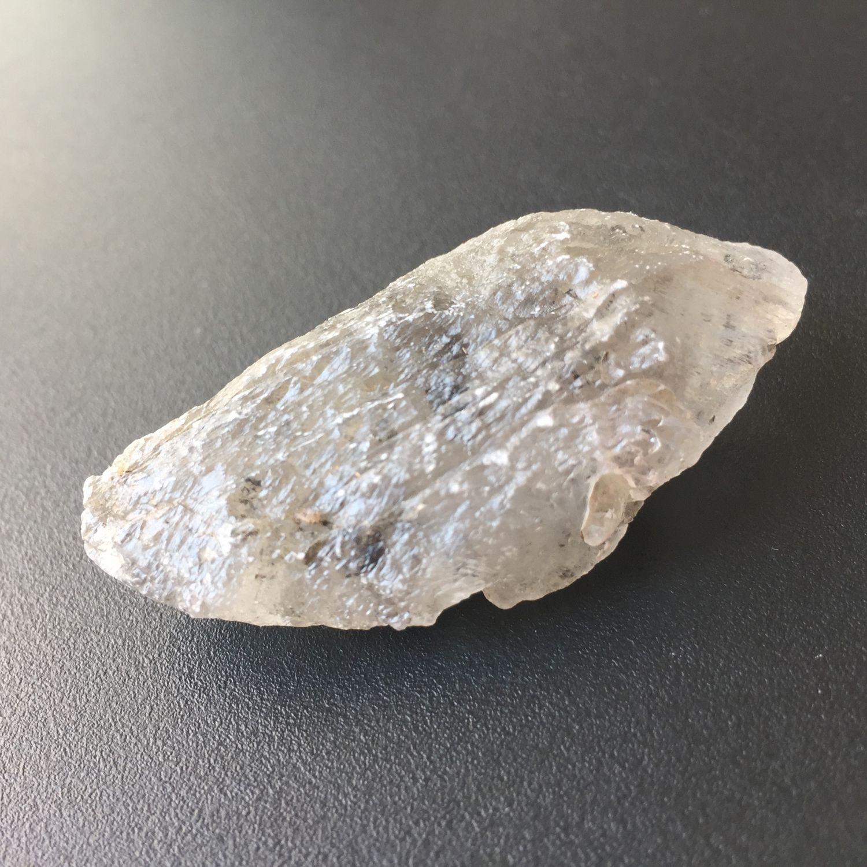 Selenite, natural gypsum, Russia, Raw stone, Krasnodar,  Фото №1