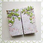 Открытки handmade. Livemaster - original item !Cards, handmade, Wedding. advice and love!. Handmade.