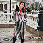 Одежда ручной работы. Ярмарка Мастеров - ручная работа Пальто зимнее женское. Handmade.