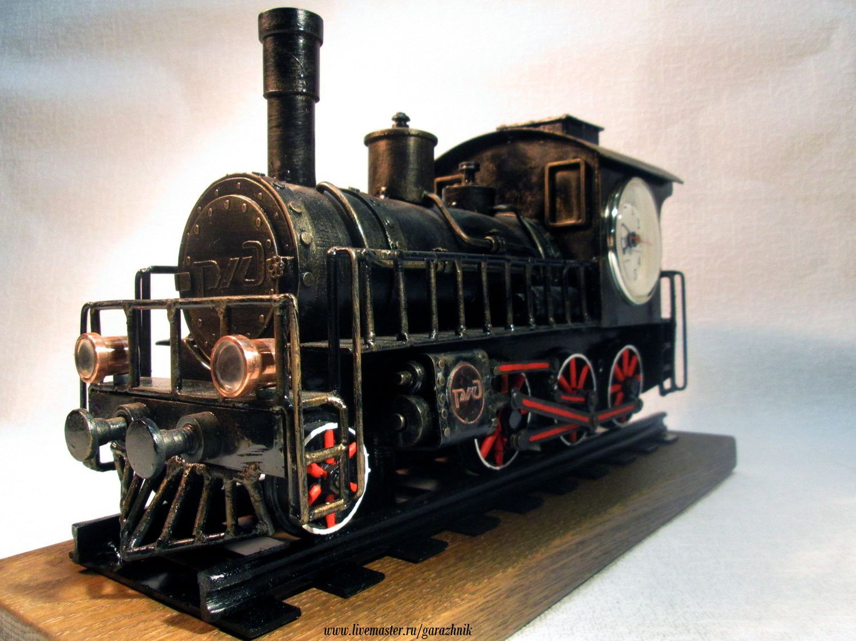Watch locomotive, Watch, Samara,  Фото №1