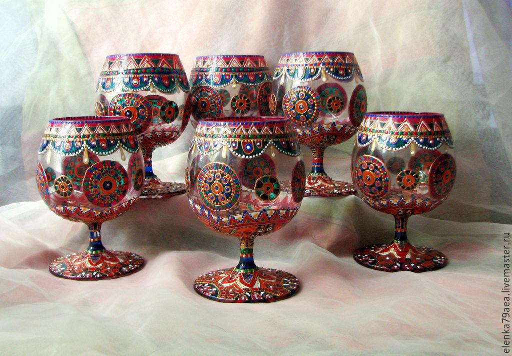 Набор бокалов, Бокалы стаканы, Курск, Фото №1