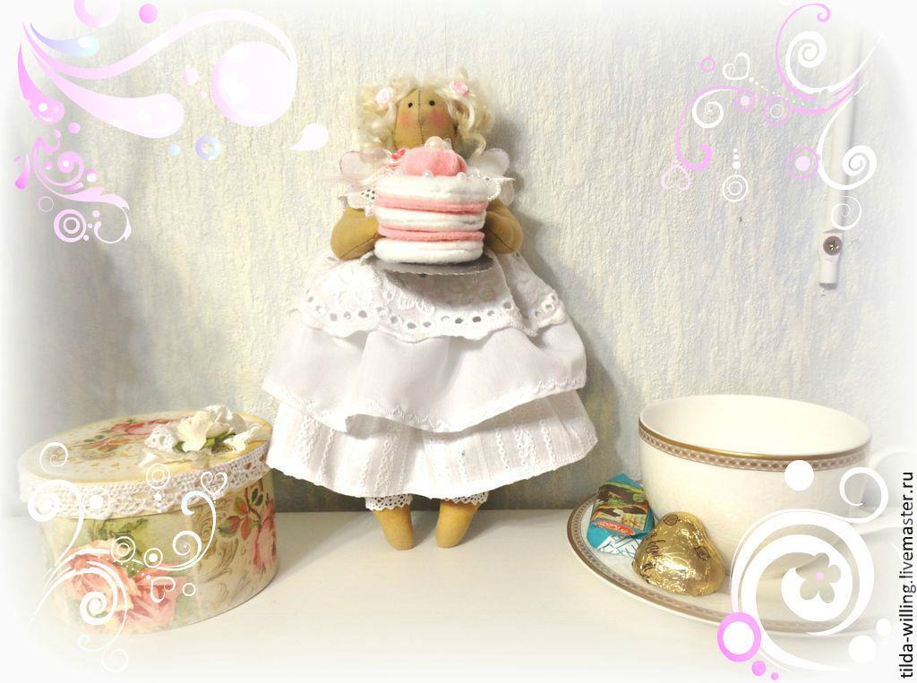 Домашняя Фея Зефирка, Коллекционные куклы, Москва, Фото №1