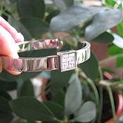 Винтажные браслеты ручной работы. Ярмарка Мастеров - ручная работа Магнитный браслет и украшения Nikken. Handmade.