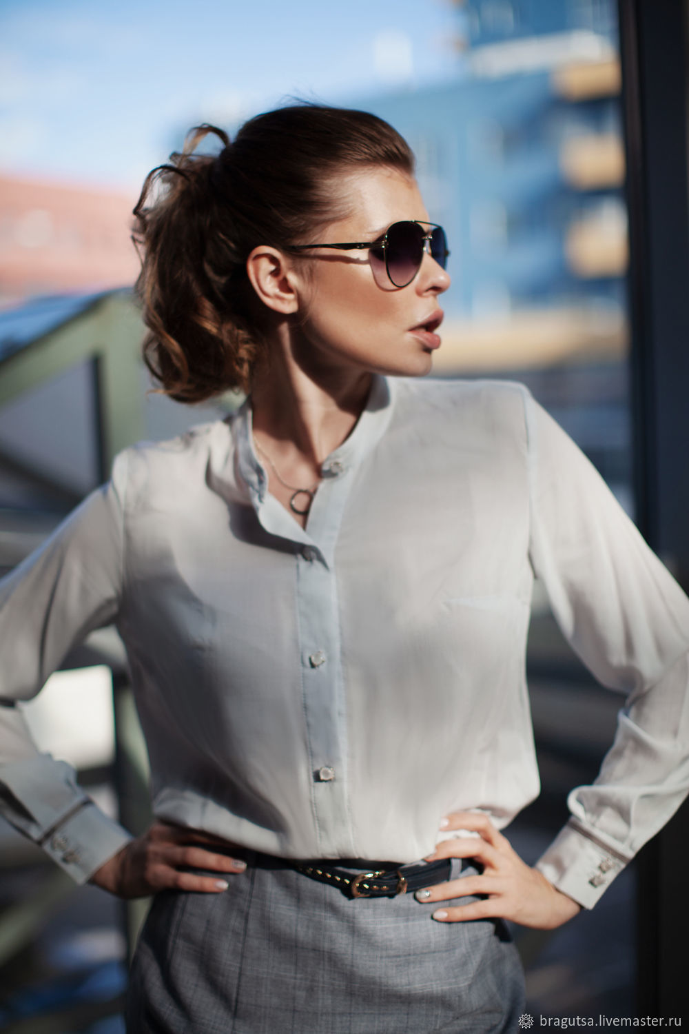 Albion blouse, Blouses, Moscow,  Фото №1