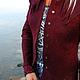 Верхняя одежда ручной работы. Куртка валяная Марсала. Марина Власенко. Ярмарка Мастеров. Куртка женская, шерстяная куртка