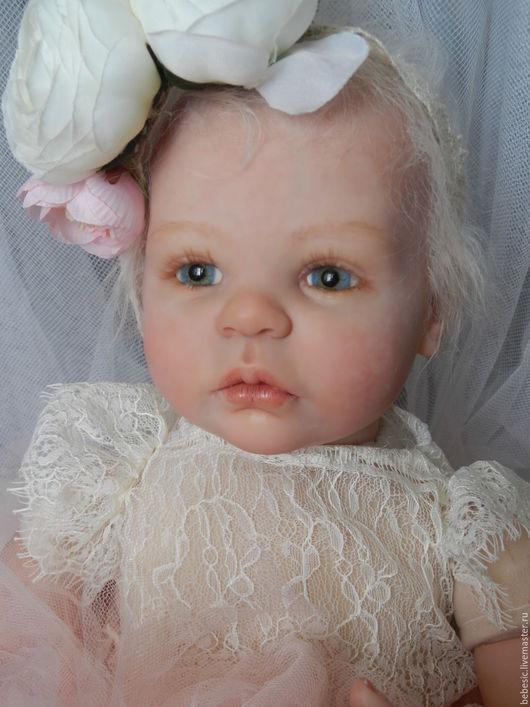 """Куклы-младенцы и reborn ручной работы. Ярмарка Мастеров - ручная работа. Купить Кукла """"Николь"""". Handmade. Комбинированный, куклы дети"""