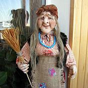 Куклы и игрушки ручной работы. Ярмарка Мастеров - ручная работа Кукла Баба Яга 2. Handmade.