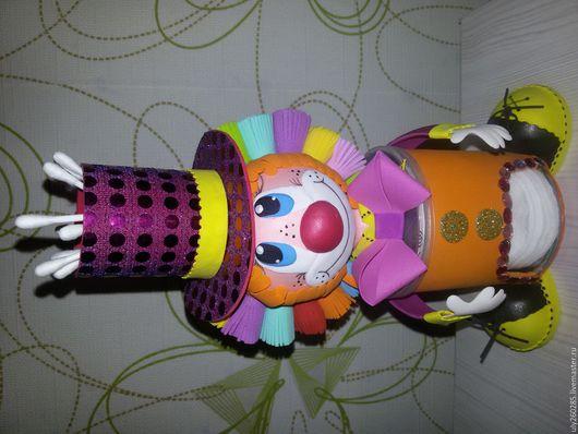 Техника ручной работы. Ярмарка Мастеров - ручная работа. Купить куклы из фоамирана. Handmade. Комбинированный, кукла ручной работы, фоамиран