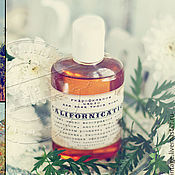 """Косметика ручной работы handmade. Livemaster - original item Гидрофильное масло для умывания """"CALIFORNICATION"""", для всех типов кожи. Handmade."""