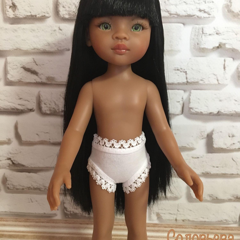 Трусики для кукол Паола Рейна, Одежда для кукол, Зубцов,  Фото №1