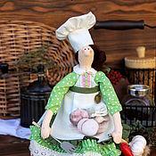 """Куклы и игрушки ручной работы. Ярмарка Мастеров - ручная работа Кухарочка """"Беатрис"""".. Handmade."""