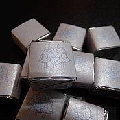 Бонбоньерки ручной работы. Ярмарка Мастеров - ручная работа Сувенир с логотипам. Handmade.