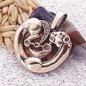Фен-шуй и эзотерика handmade. Livemaster - original item Scythians.SkifskayaPantera2 amulet talisman amulet bronze. Handmade.