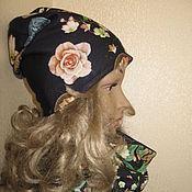 Аксессуары ручной работы. Ярмарка Мастеров - ручная работа комплект шапка снуд-труба. Handmade.
