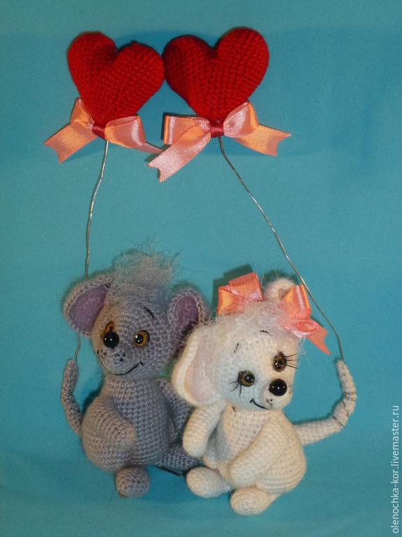 Влюбленные мышки схема
