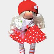 Материалы для творчества handmade. Livemaster - original item Sewing kits: Sewing kit doll Alice. Handmade.