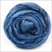 Материалы для творчества handmade. Livemaster - original item Viscose felting . Jeans 50gr-75R. Handmade.