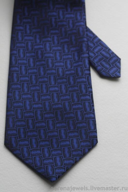 Винтажная одежда и аксессуары. Ярмарка Мастеров - ручная работа. Купить Шелковый галстук №8 Italy. Handmade. Галстук, 100% шелк