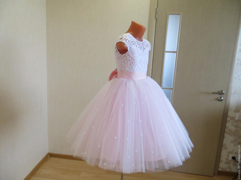 Купить платье для девочки с доставкой