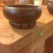 Посуда ручной работы. Ярмарка Мастеров - ручная работа Тарелка для хаша. Handmade.