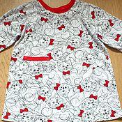 Одежда ручной работы. Ярмарка Мастеров - ручная работа Очаровательное детское платье. Handmade.