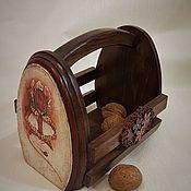 """Ящики ручной работы. Ярмарка Мастеров - ручная работа Ящик """"Мышиные истории"""". Handmade."""