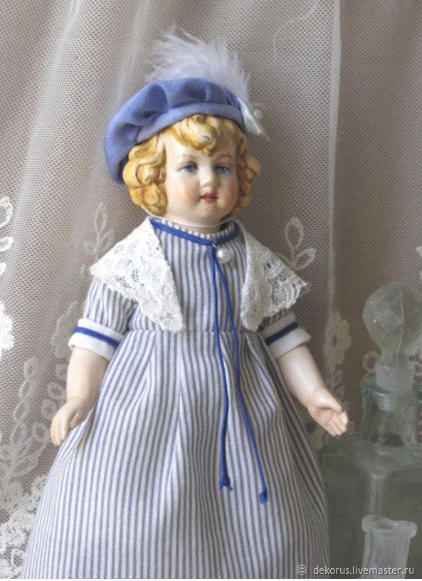 Doll antique style, Dolls, Buzuluk,  Фото №1